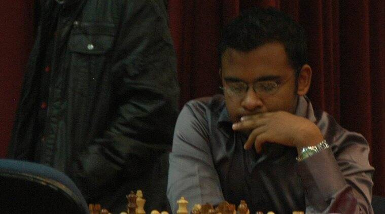 Abhijeet Gupta, chess, Indian Express