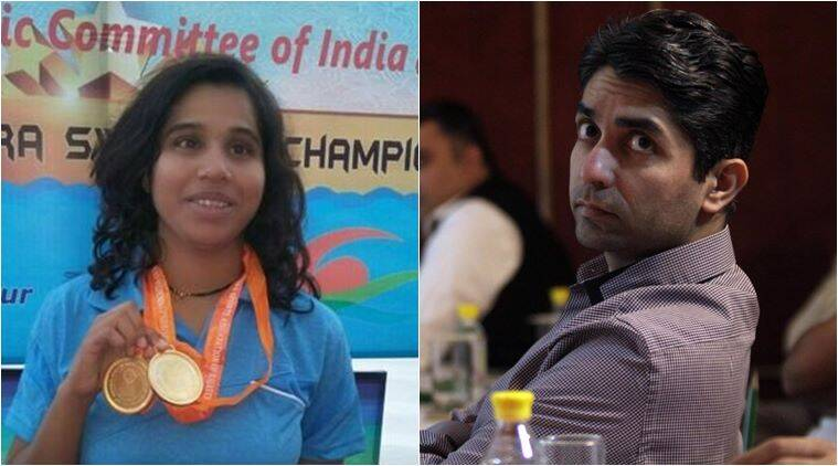 Kanchanmala Pande, abhinav bindra, The Paralympic Committee of India, pci, sports authority of india, vijay goel, narendra modi, sports stories, indian express