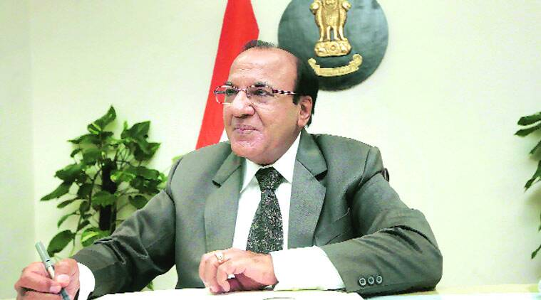 achal kumar joti, achal kumar jyoti, election commission, law ministry, nasim zaidi, achal kumar joti next CEC, india news, indian express
