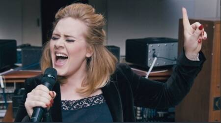 Adele cancels shows after damaging vocal chords, says she is already maxed out on steroids