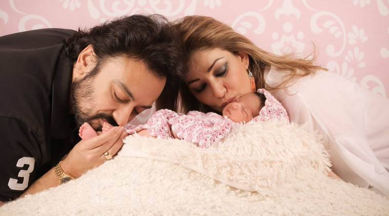 Adnan Sami, Adnan Sami daughter first photos, Adnan Sami daughter name, Medina Sami, Medina Sami photos