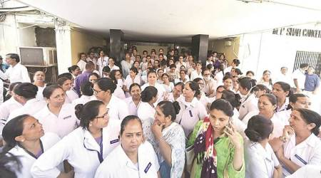 Three months after doctors' strike, 576 guards posted at six hospitals
