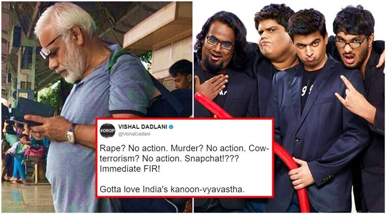 Funny Memes For Snapchat : After fir on aib s meme for pm modi twitterati bombard mumbai