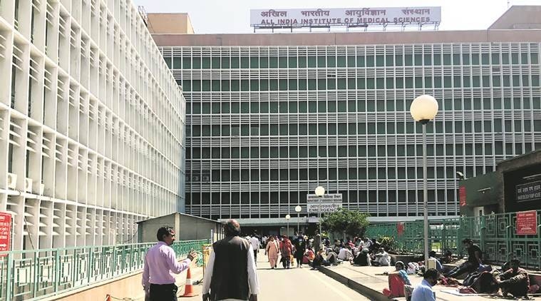 AIIMS, cancer patients, cancer, Dr B R A Institute Rotary Cancer Hospital, AIIMS cancer patients, india news, indian express news