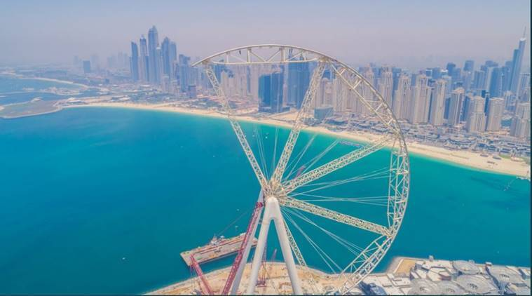 Dubai, Ain Dubai, World's tallest observation wheel, world's tallest ferris wheel