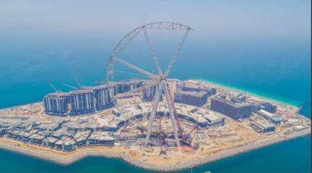 World's tallest Ferris wheel is coming up in Dubai and it's 210 metres tall