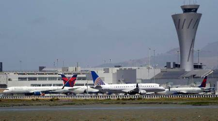 Air Canada airliner almost lands on other planes in SanFrancisco
