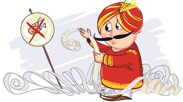 For White Elephant Air India Rs 10 Crore In Savings From Non Veg Is Just Bananas Business News The Indian Express