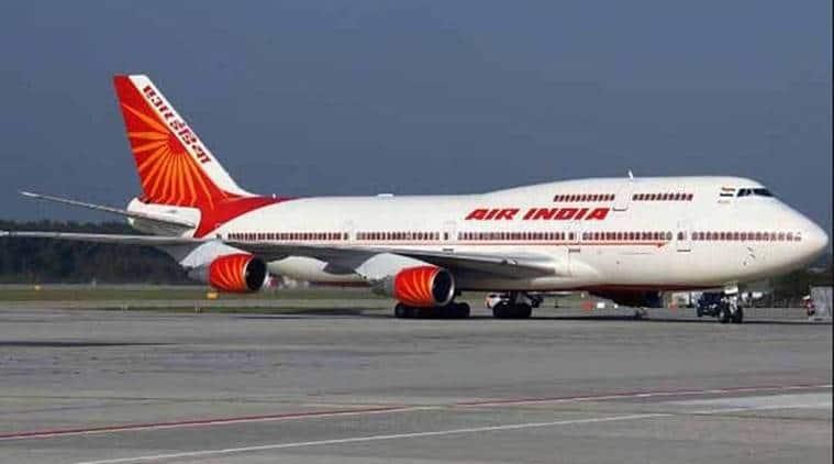 Air India crew member falls off plane, hospitalised
