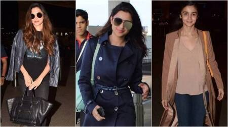 Want to travel in style like Bollywood celebs? Try out these hassle-free airport looks for long flights