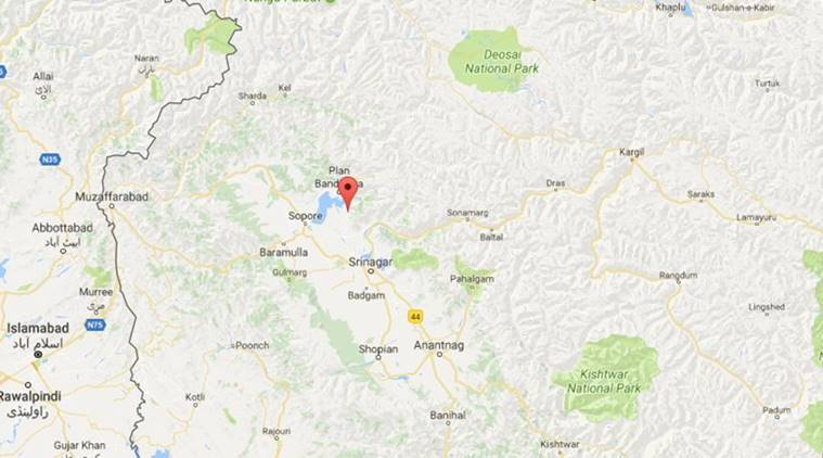 Jammu and Kashmir, Militant attack