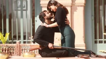 Baadshaho song Mere Rashke Qamar first look: Ajay Devgn, Ileana D'Cruz set for some sweet romance. See photos