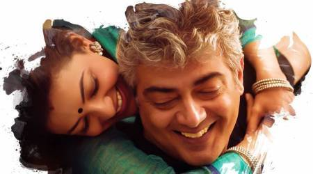 Vivegam: Ajith and I share very good camaraderie, says Kajal Aggarwal
