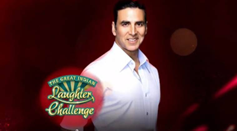 Akshay Kumar, The Great Indian Laughter Challenge 5, Akshay Kumar The Great Indian Laughter Challenge 5, The Great Indian Laughter Challenge 5 news, The Great Indian Laughter Challenge 5 judge, Akshay Kumar tv show judge, Akshay Kumar news, Akshay Kumar latest news