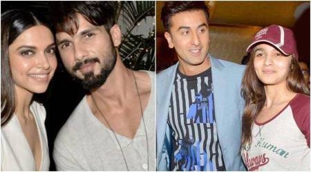 Deepika Padukone and Shahid Kapoor to Ranbir Kapoor and Alia Bhatt, here are the new on screen couples ready to fire up the silver screen