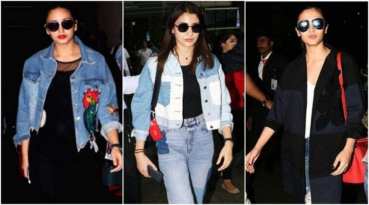 Alia Bhatt, Anushka Sharma, Huma Qureshi: Bollywood celebs show us different ways to wear denims this monsoon
