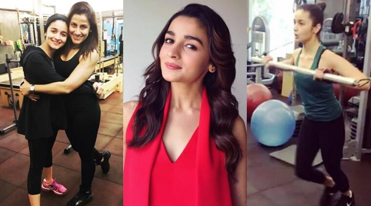 Alia bhatt exercise workout training and diet plan the indian alia bhatt thecheapjerseys Gallery