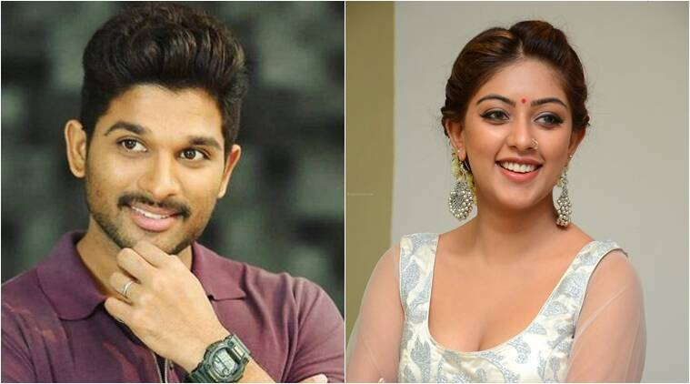 Anu Immanuel is teaming up with Allu Arjun for the first time