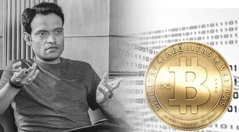 Cryptocurrency for Beginners, Amit Bharadwaj, Cryptocurrency Guru Amit Bharadwaj, Amit Bharadwaj Book, Amit Bharadwaj Book Cryptocurrency for Beginners, Lifestyle News, Indian Express, Indian Express News