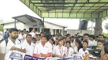 Ambulance service: Demands met, 108 staffers call offstrike