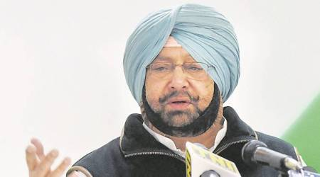 Amarinder Singh meets PM, seeks push for state's industry