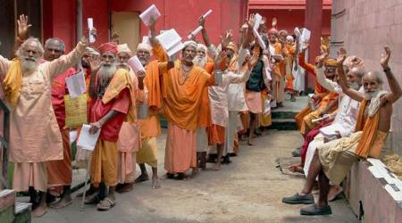 A day after bus accident, over 2600 pilgrims leave for AmarnathYatra
