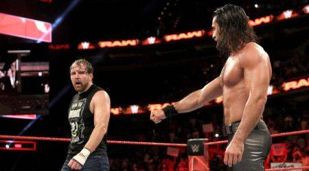 WWE Raw Results: Dean Ambrose, Seth Rollins unite to defeat the Miz and The Miztourage