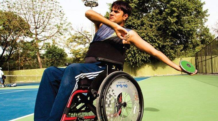 India's Amit Saroha Clinches Silver at World Para Athletics Championships