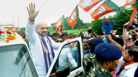 Amit Shah attacks Naveen Patnaik for keeping Odisha 'backward'