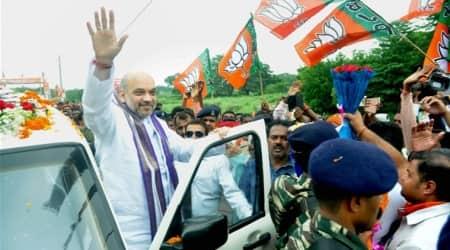 Amit Shah attacks Naveen Patnaik for keeping Odisha 'backward'