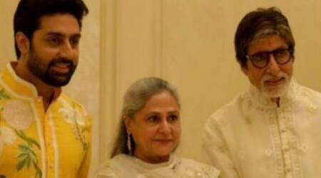 Amitabh Bachchan, Abhishek Bachchan proud of Jaya Bachchan receiving the Best Parliamentarian award