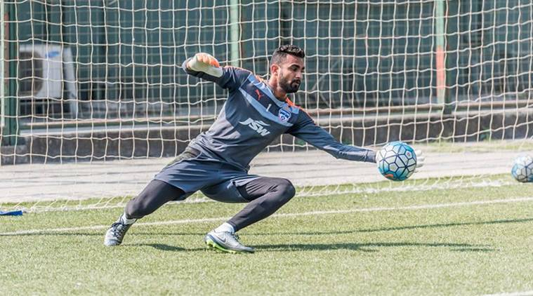Indian super league, Amrinder Singh, Mumbai City FC, Football news, sports news, indian express