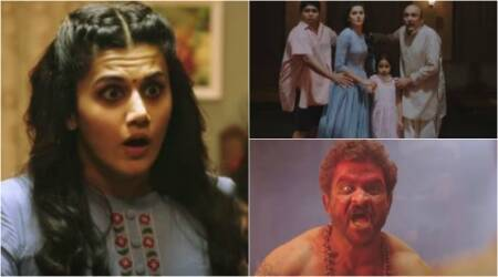 Anando Brahma trailer: Taapsee Pannu takes you on a laughter ride but with a horror twist. Watch video