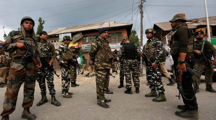 Kupwara army camp attack, Kupwara militant attack, 17 Jammu and Kashmir Light Infantry (JAKLI) , Kupwara, Jawan injured Kupwara, Jammu and Kashmir, Jammu and Kashmir news, Indian Express News