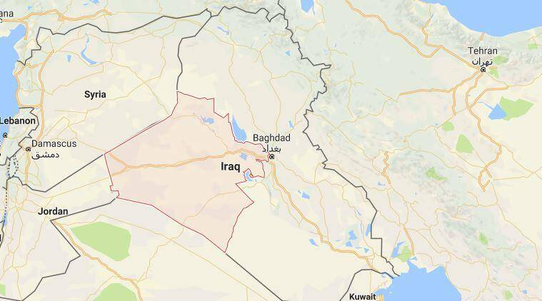 iraq suicide blast, islamic state suicide blast, isis, iraq islamic state, anbar suicide attack, suicide attack, iraq news, world news, latest news, indian express