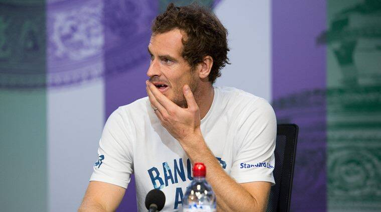 Andy Murray, US Open, Indian Express