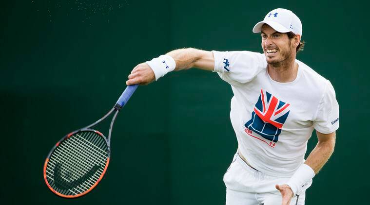 wimbledon, andy murray, murray wimbledon, andy murray wimbledon, tennis news, sports news, indian express