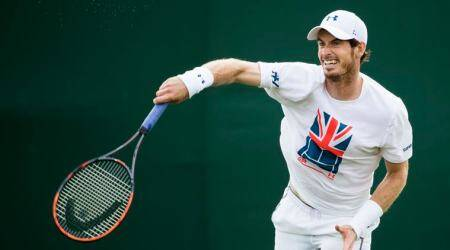 Andy Murray out of Wimbledon 2018 tuneup but hopes to play ongrass