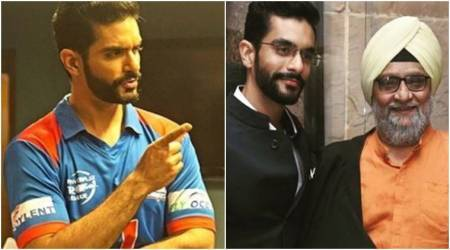 Inside Edge actor Angad Bedi on his father Bishan Singh Bedi: He is a traditionalist yet acceptschange