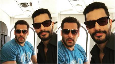 Angad Bedi on working with Salman Khan in Tiger Zinda Hai: He has a certain attitude and makes sure my punches are impeccable