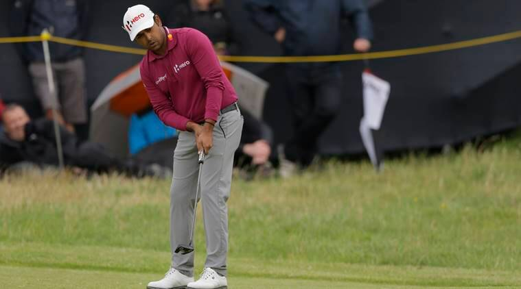 anirban lahiri, rbc canadian open, anirban lahiri golf, anirban lahiri canadian open, matt kuchar, vijay singh, bubba watson, golf news, sports news, indian express