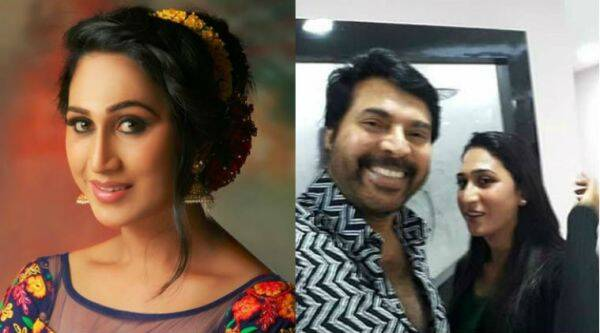 anjali ameer is mammootty s transgender heroine here s how she