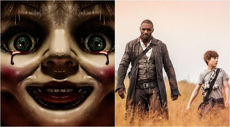 annabelle creation, the dark tower, august films, august movies