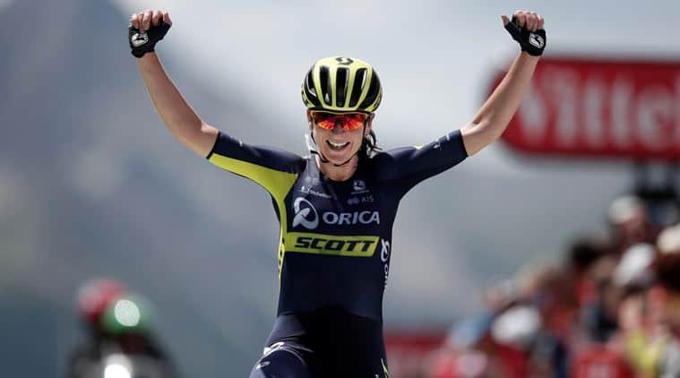 Annemiek van Vleuten climbs to victory atop Izoard — La Course