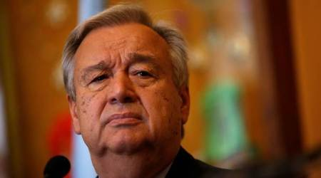 UN chief Antonio Guterres expresses concern over Jerusalem violence