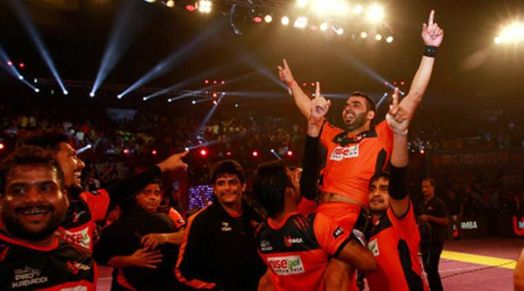 Pro kabaddi 2017 captains need to make split second decisions in pro kabaddi league pkl anup kumar pro kabaddi league season 5 kabaddi thecheapjerseys Gallery