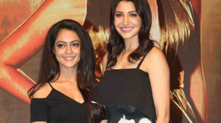 Anushka Sharma introduces YRF's new talent Anya Singh, reflects on her Bollywood career as an 'outsider'. See photos, videos