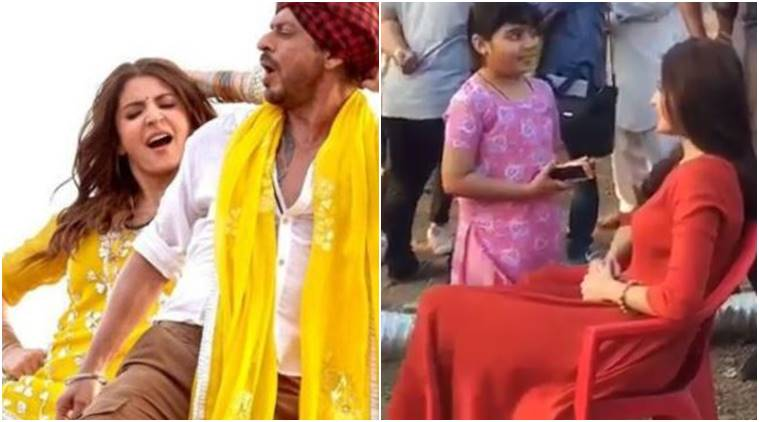 anushka sharma, anushka sharma fans, shah rukh khan, jab harry met sejal, anushka sharma video