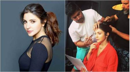 After New York vacation, Anushka Sharma is up for some work in the city, seephoto