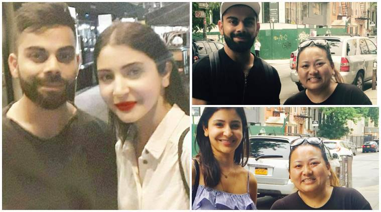Anushka-Virat Spotted Shopping For Groceries In New York